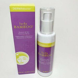 Dermadoctor Lucky Bamboo Quench & Set Face Mist